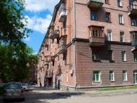 Новосибирск, улица Станиславского, дом 2. многоквартирный дом
