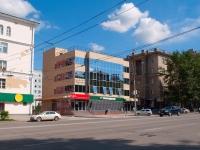 Новосибирск, улица Станиславского, дом 3 с.1. офисное здание
