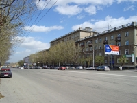 Novosibirsk, Stanislavsky st, house 3. Apartment house