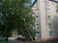 Novosibirsk, Stanislavsky st, house 4/1. Apartment house