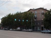 Новосибирск, улица Станиславского, дом 6. многоквартирный дом