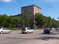 Новосибирск, улица Станиславского, дом 11. многоквартирный дом