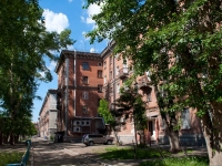 Novosibirsk, Stanislavsky st, house 12. Apartment house