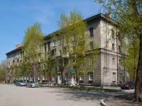Новосибирск, улица Станиславского, дом 13. многоквартирный дом