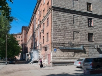 Novosibirsk, Stanislavsky st, house 14. Apartment house