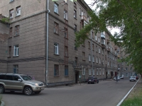 Novosibirsk, Stanislavsky st, house 15. Apartment house