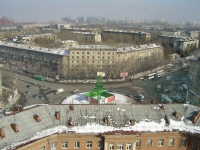 Новосибирск, улица Станиславского, дом 15. многоквартирный дом