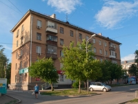 Novosibirsk, Stanislavsky st, house 20. Apartment house