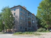 Новосибирск, улица Станиславского, дом 21 с.1. многоквартирный дом
