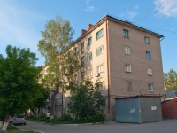 Novosibirsk, Stanislavsky st, house 22. Apartment house