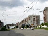 Новосибирск, улица Станиславского, дом 29. многоквартирный дом