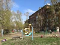 Новосибирск, улица Станиславского, дом 4. многоквартирный дом