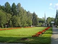 улица Станиславского. мемориальный комплекс Единство фронта и тыла