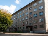 Новосибирск, улица Котовского, дом 4. многоквартирный дом