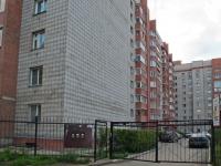 Новосибирск, улица Котовского, дом 10/1. многоквартирный дом