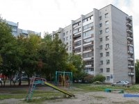 Novosibirsk, Kotovsky st, house 10. Apartment house