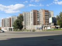 Новосибирск, улица Котовского, дом 10. многоквартирный дом