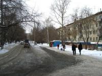 Новосибирск, улица Котовского, дом 20. многоквартирный дом