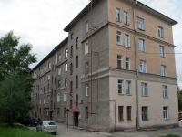 Новосибирск, улица Котовского, дом 21. многоквартирный дом