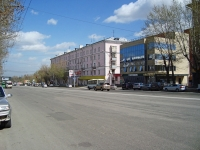 Novosibirsk, Kotovsky st, house 23. Apartment house