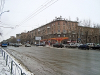 Novosibirsk, Kotovsky st, house 25. Apartment house