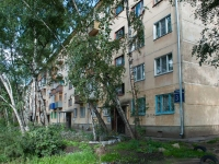 Novosibirsk, Kotovsky st, house 31. Apartment house