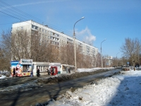 Novosibirsk, Kotovsky st, house 32. Apartment house