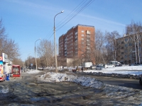Novosibirsk, Kotovsky st, house 41. Apartment house