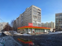 Novosibirsk, Kotovsky st, house 48. Apartment house