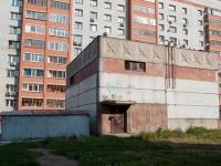 Новосибирск, улица Котовского. хозяйственный корпус
