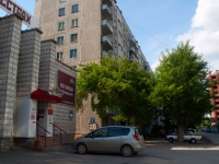 Novosibirsk, Tankistov st, house 3. Apartment house