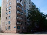 Novosibirsk, st Tankistov, house 11. Apartment house