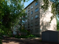 Novosibirsk, st Tankistov, house 15. Apartment house