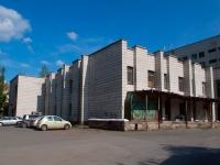 Novosibirsk, st Tankistov, house 23 к.3. hospital