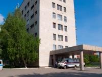 Novosibirsk, st Tankistov, house 23. hospital