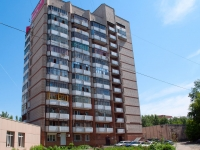 Novosibirsk, Shirokaya st, house 1 с.1. Apartment house