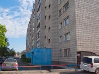 Новосибирск, улица Широкая, дом 3. многоквартирный дом