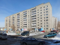 Новосибирск, улица Широкая, дом 5. многоквартирный дом
