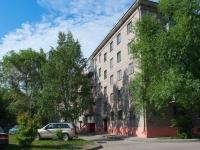 Новосибирск, улица Широкая, дом 7. многоквартирный дом