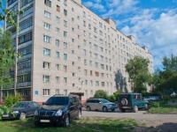 Novosibirsk, Shirokaya st, house 13. Apartment house