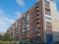 Новосибирск, улица Широкая, дом 15. многоквартирный дом