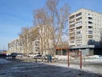 Новосибирск, улица Широкая, дом 23. многоквартирный дом