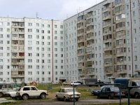 Novosibirsk, Shirokaya st, house 111. Apartment house
