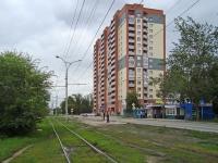 新西伯利亚市, Shirokaya st, 房屋 125. 公寓楼