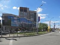 Новосибирск, улица Широкая, дом 1 с.1. многоквартирный дом