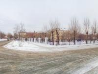 Новосибирск, улица Вертковская, дом 3. больница №1