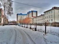 Новосибирск, улица Вертковская, дом 5. родильный дом №6