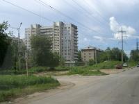 Novosibirsk, st Vertkovskaya, house 21. Apartment house