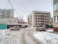 Новосибирск, улица Вертковская, дом 23/1. общежитие