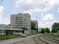 Novosibirsk, st Vertkovskaya, house 37. Apartment house